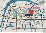 碧桂园生态城东境交通图