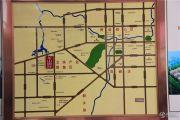 龙山国际交通图