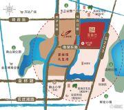 观澜台交通图