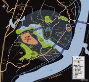 忠州碧桂园交通图