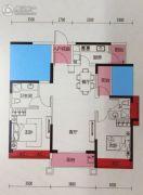 霖峰・壹山境2室2厅2卫0平方米户型图