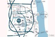 保利远洋领秀山交通图
