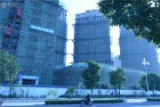 梅岭观海实景图