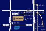 美的雍翠园交通图