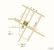 环球西安中心交通图