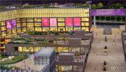 东城国际智慧家居建材城沙盘图