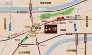 和泓江山国际交通图