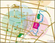 坤源东郡交通图