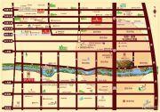 汤阴建业森林半岛交通图