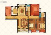 江铃瓦良格3室2厅2卫118平方米户型图
