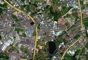 东方银座・兰乔公馆二期交通图