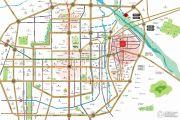 泰尔新市际交通图