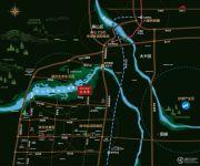涿州孔雀城悦澜湾交通图