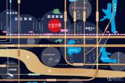 新力金沙湾交通图