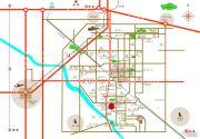 北辰香麓(廊坊)交通图