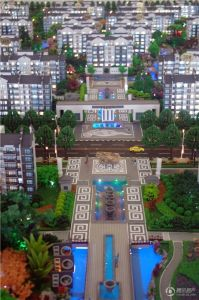 中信国安城