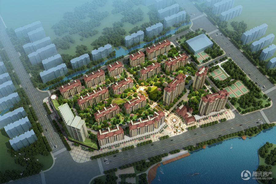 中惠卡丽兰项目鸟瞰图