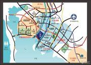 金科江湖海交通图