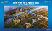 锦艺金水湾规划图