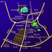 经纬凯旋城交通图