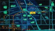 保利中航城交通图