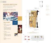 金科天宸1室0厅1卫27--37平方米户型图