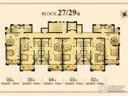 颐景御园1室1厅1卫50平方米户型图