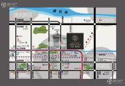 天洲铂悦交通图