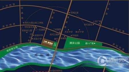 大秦・御港城