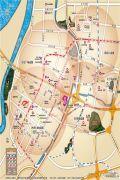 涟城交通图