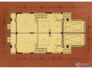 和记黄埔御翠园225平方米户型图