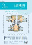 万山・悦湖湾2室2厅0卫85--119平方米户型图