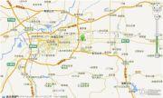 银丰唐郡・牡丹园交通图
