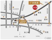 富力南昆山温泉养生谷交通图