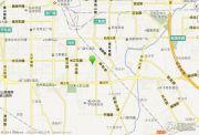 鑫苑国际新城交通图