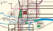 宝格丽小镇交通图