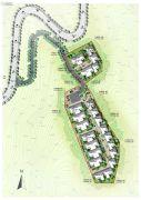 龙湖长城源著规划图