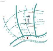 鲁润静园交通图