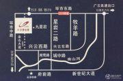 云浮碧桂园交通图