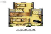 景瑞缇香郡2室1厅2卫0平方米户型图