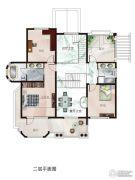 维拉villa庄园300平方米户型图