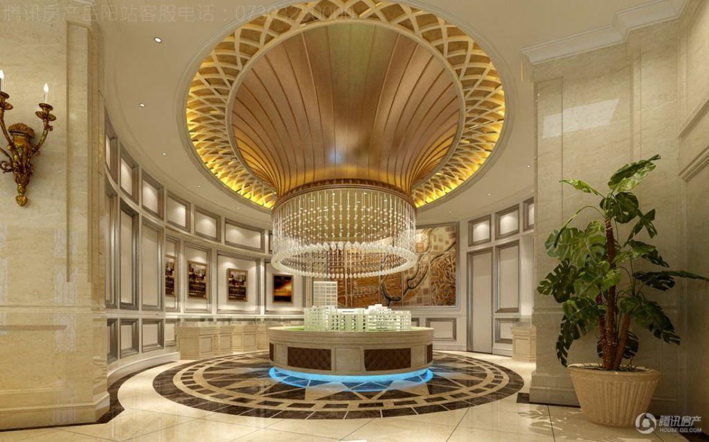 建筑风格为欧式巴洛克风格,外立面采用干挂石材,酒店式精装入户大堂.