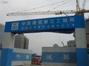 九龙仓苏州国际金融中心实景图