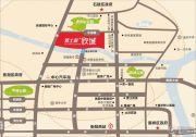 雅士林欣城江岳府交通图