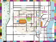 世纪乐活公元城2期|欢乐颂交通图