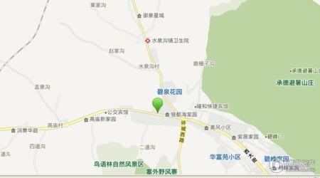 广东省云浮市祥云城 地图
