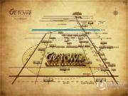龙TOWN交通图