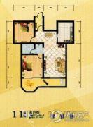 傥滨春天2室2厅2卫0平方米户型图
