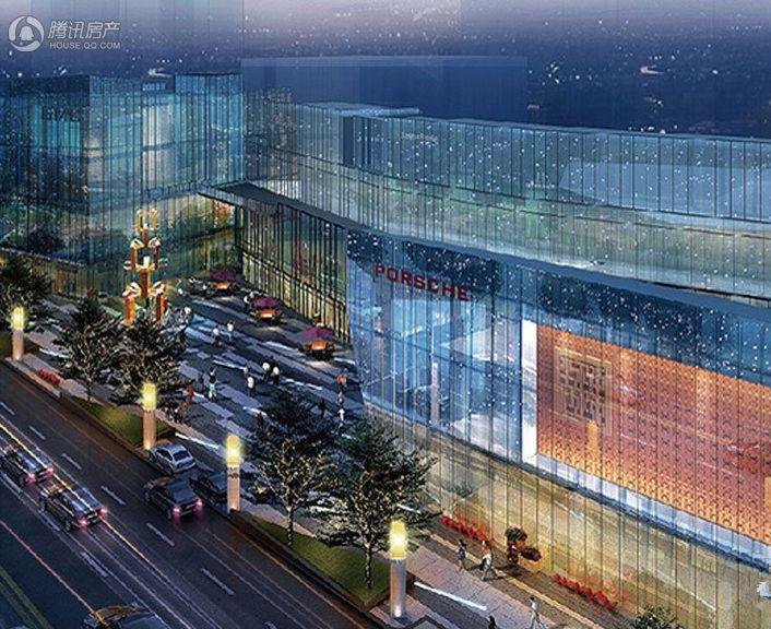 珠光新城御景二期效果图