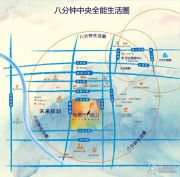 雅居乐・涟山交通图